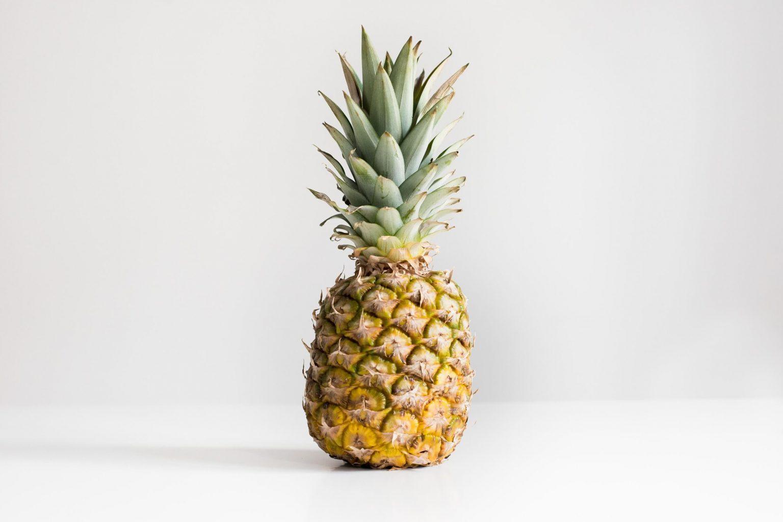 L'ananas, c'est un super fruit non