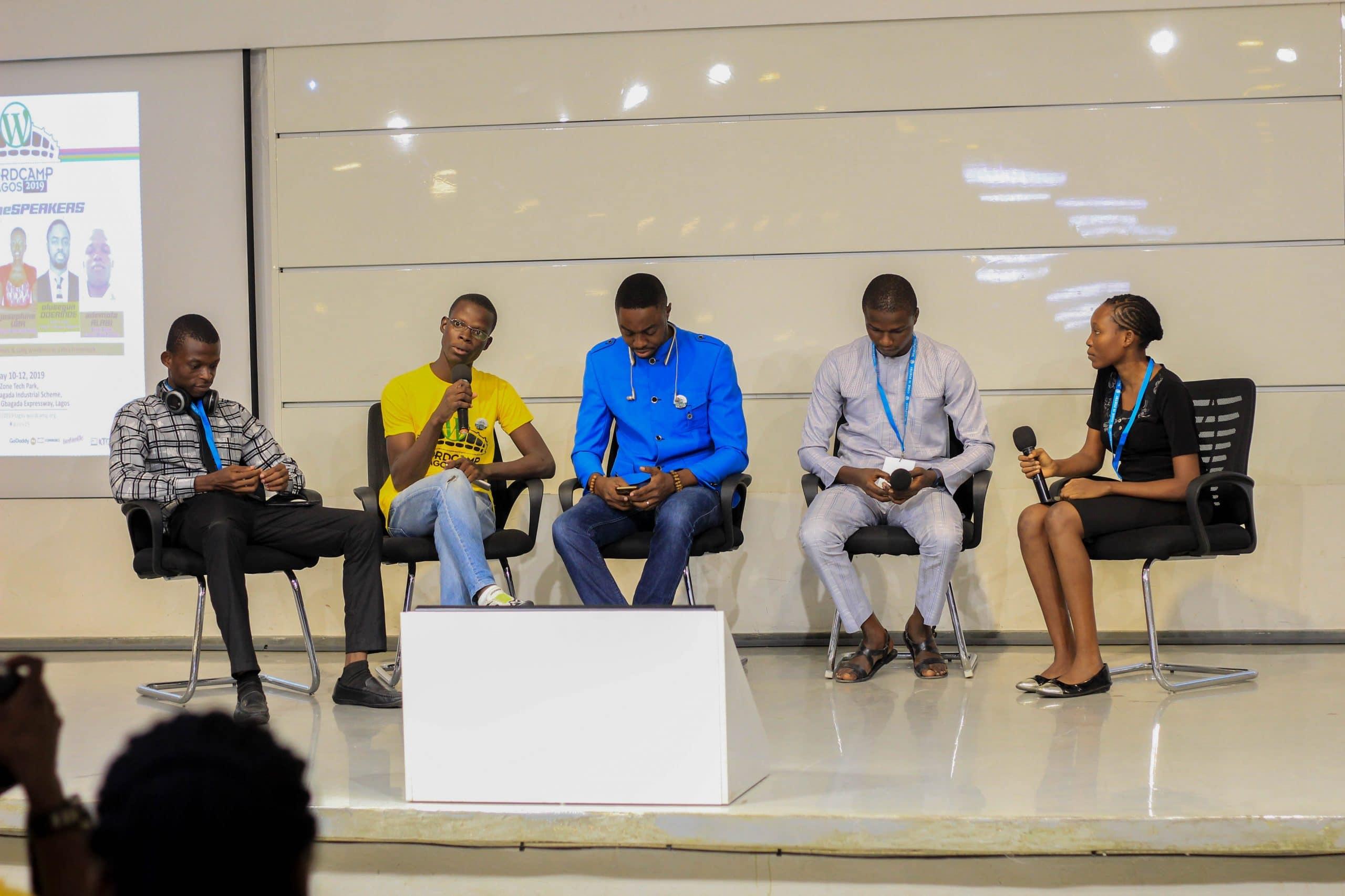 WordCamp Lagos 2019