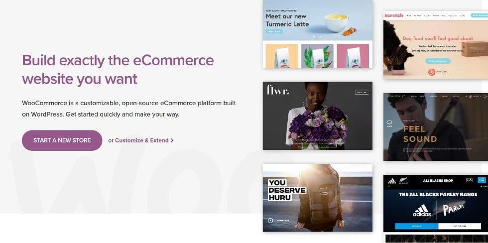 Right theme for your WooCommerce store