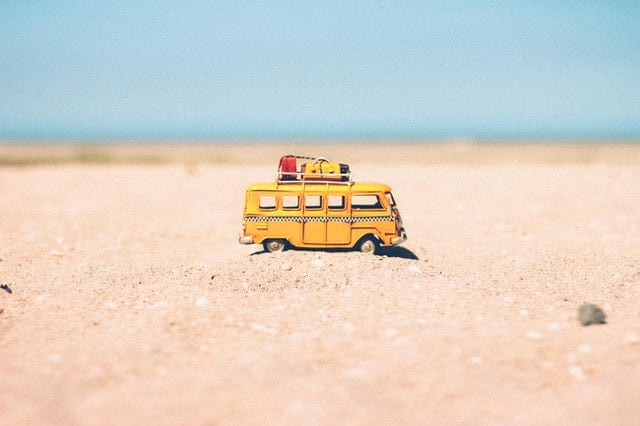 Beach car colors