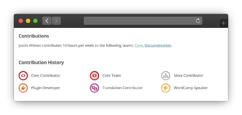 Contribuer à WordPress Core en Afrique