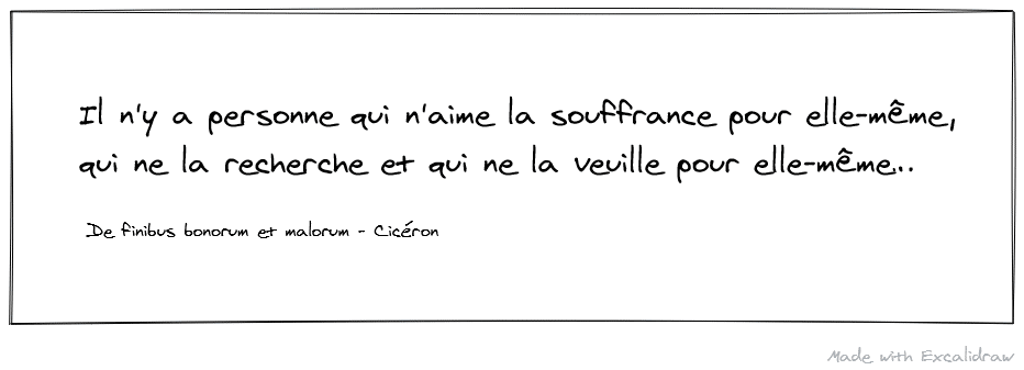 De finibus bonorum et malorum - Lorem Ipsum